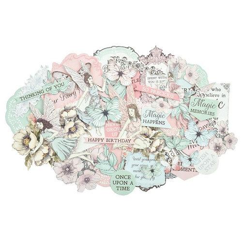 Kaisercraft Fairy Garden Collectable Embellishments