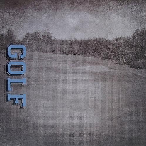Golf Block Paper