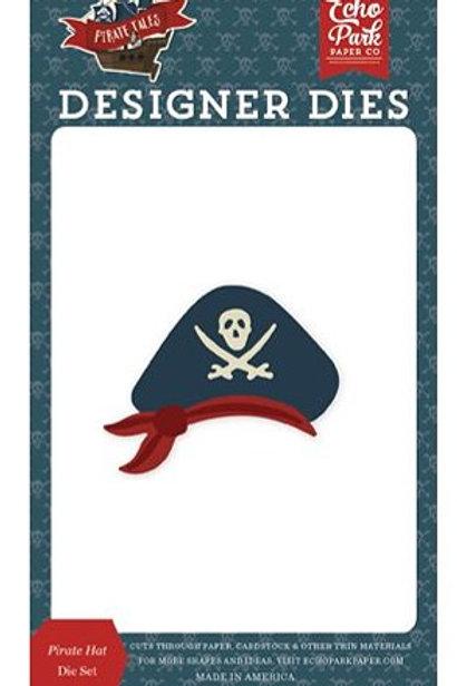 Pirate Hat Die Set