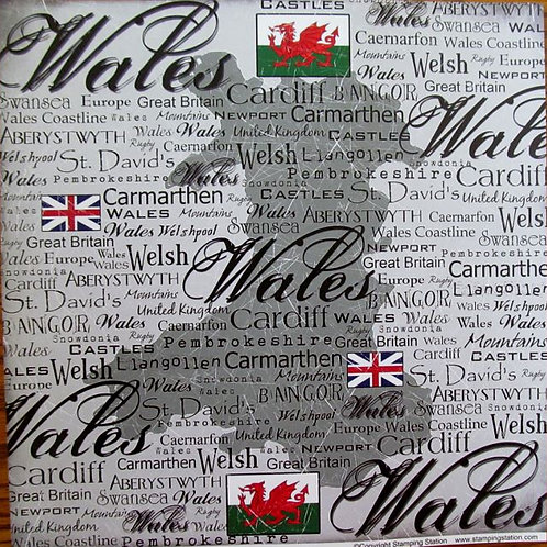 Wales Scratchy Paper