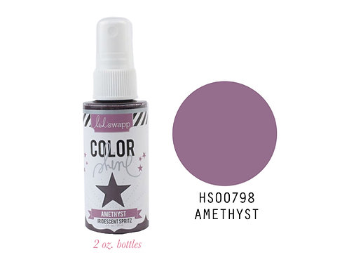 Color Shine Iridescent Spritz, Amethyst