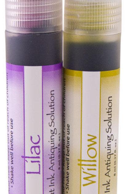 Walnut Ink Spritzers, Antiquing Solution