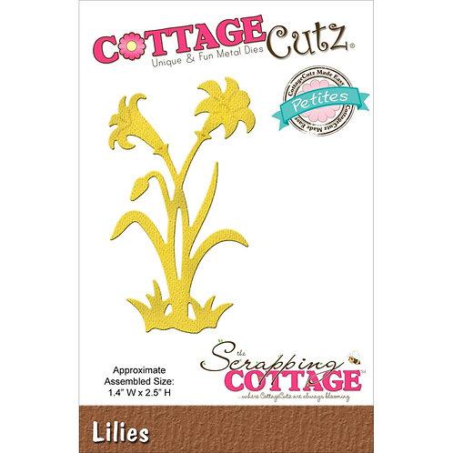 Lilies (Petites) Die