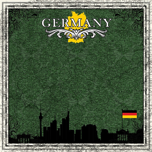 Germany Sightseeing Paper