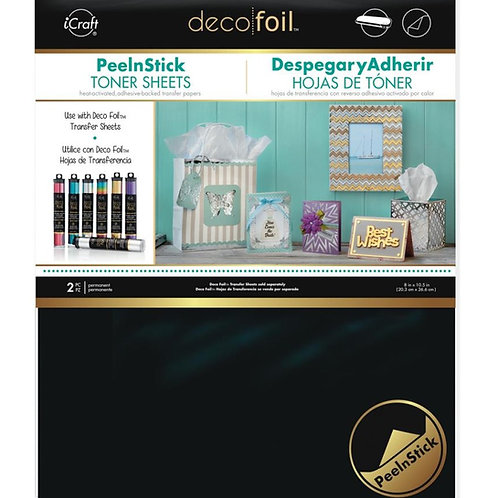 Deco Foil PeelnStick Toner Sheets by Therm o web