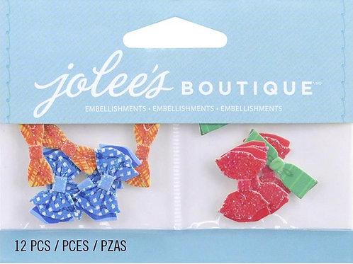 Mini Bow Tie Embellishments