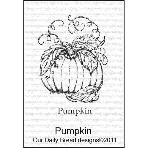 Pumpkin Stamp Set