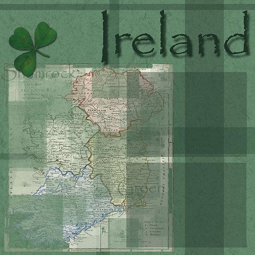 Ireland Cardstock