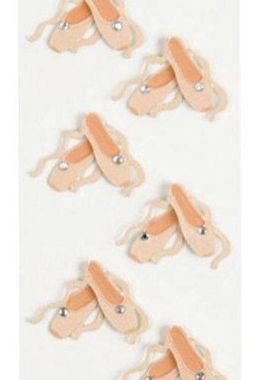 Ballerina Dimensional Stickers