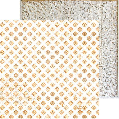 Bombay Sunset Silk Cardstock
