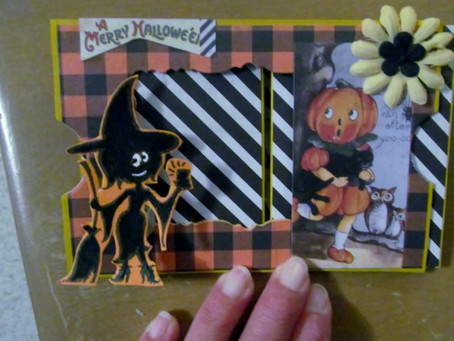 Halloween Theater Cards
