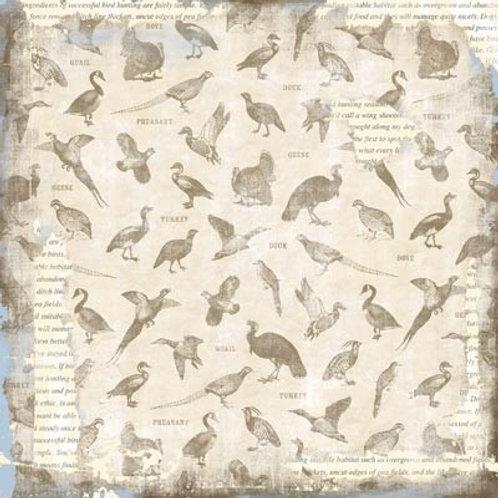 Bird Hunting Paper