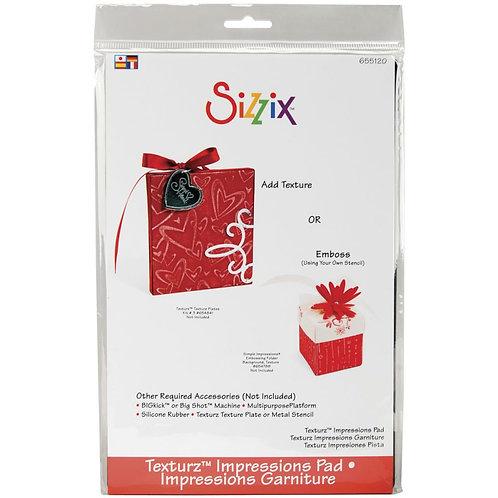 Sizzix Texturz Impressions Pad