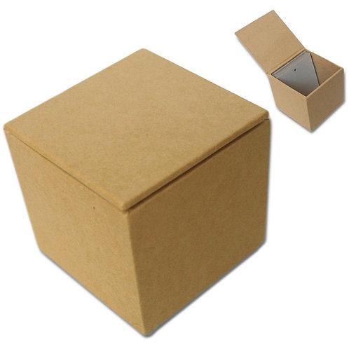 "3"" Vintage Memory Box with Coaster Album"