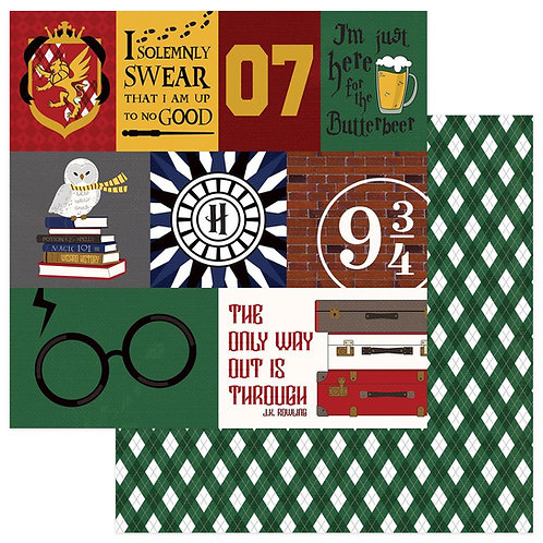 Wizard World Always Colorplay Cardstock