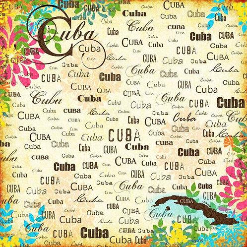 Cuba Paradise Paper