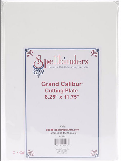 Spellbinders Grand Calibur Cutting Plate