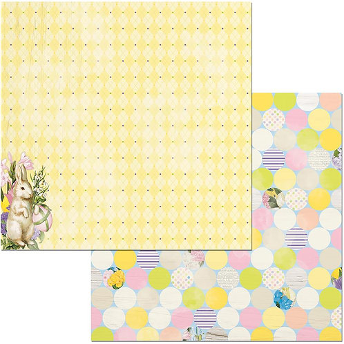 Cottontail Fun Cardstock