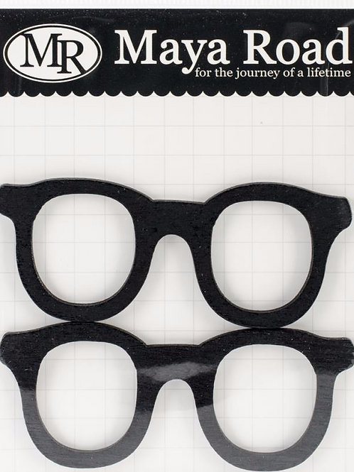 Word Nerd Love Glasses