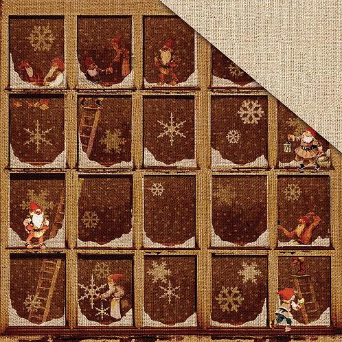 Xmas Memories, Working Elves Cardstock