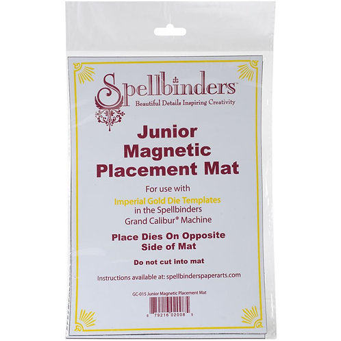 Spellbinders Grand Calibur Junior Magnetic Placement Mat