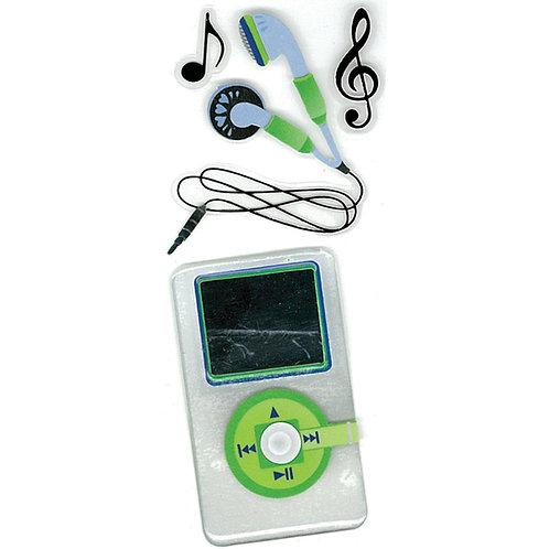 I-Pod Headphone Stickers