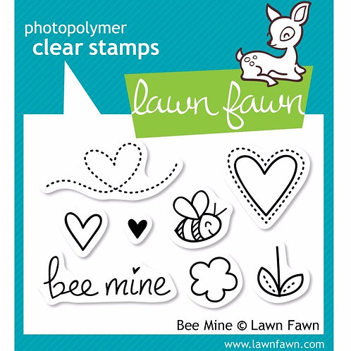 Be Mine Stamps