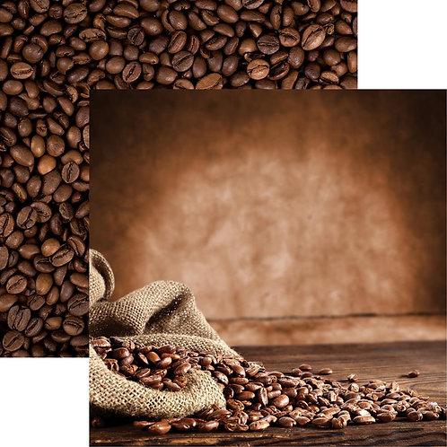 Coffee Tea Caffeinate Paper