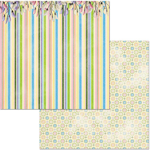 Cottontail Happy Cardstock