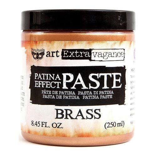 Patina Effect Paste, Brass