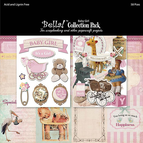 Bella Baby Girl Collection Pack