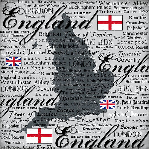 England Scratchy Paper