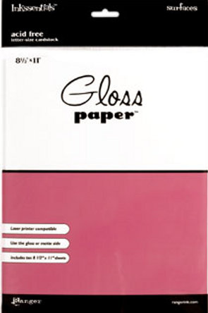 Surfaces Gloss Paper Pack