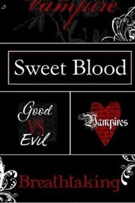 Scrapbook Customs Vampire Stickers View 1