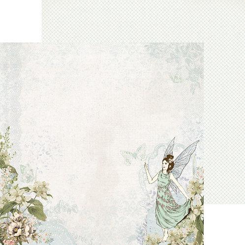 Fairy Garden Pixie Dust Cardstock