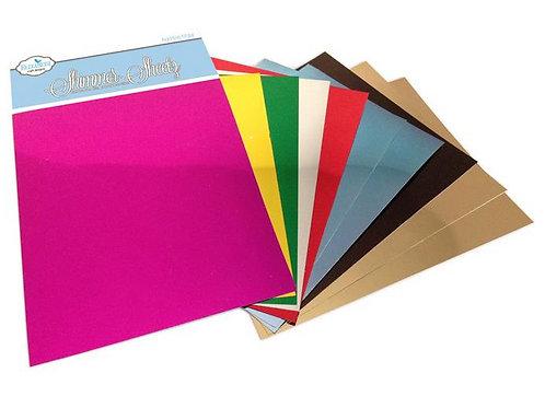 Shimmer Sheets Metallic Sampler Pack