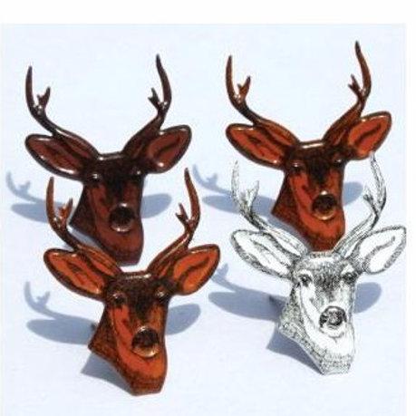 Deer Head Brads
