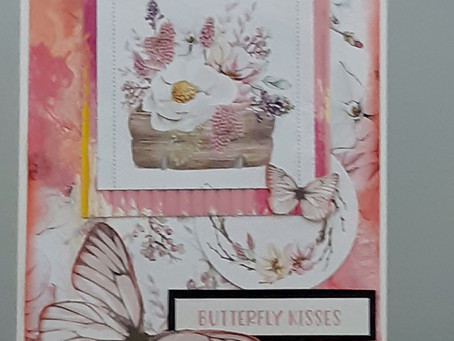 Butterfly Kisses Birthday Wishes