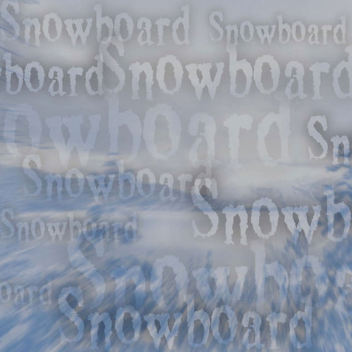 Snowboard Paper