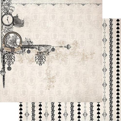 Gentlemans Emporium Cardstock #2