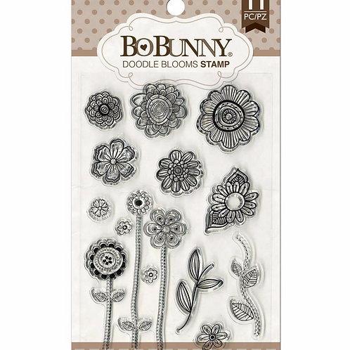 Doodle Blooms Stamp Set