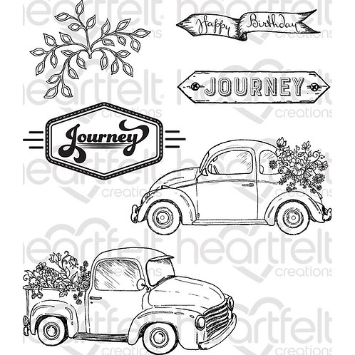 Young at Heart Simply Classic Stamp Set