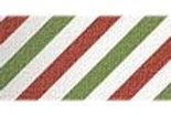 Christmas Stripe Washi Tape