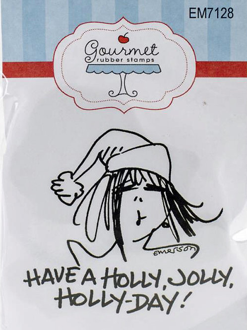 Holly Jolly Holly-Day