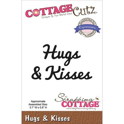 Hugs & Kisses (Expressions) Die