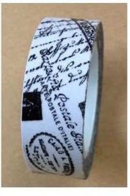 Postage Stamps Washi Tape