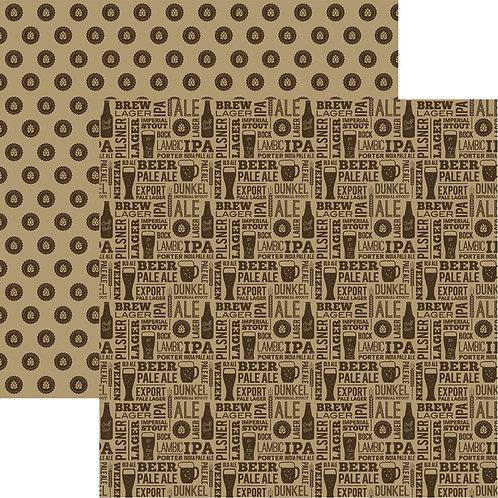 Craft Beer Kraft Paper