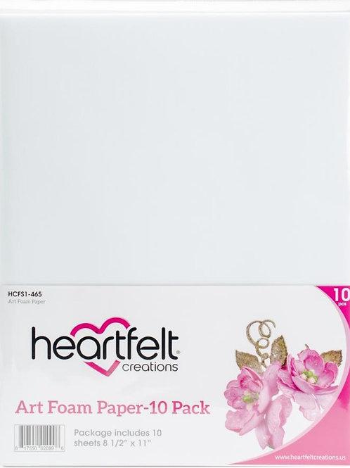 Art Foam Paper 10 Pack