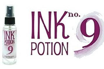 Ink Potion No. 9, Blending Solution