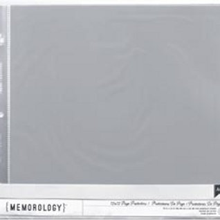 American Crafts 12x12 inch Page Protectors